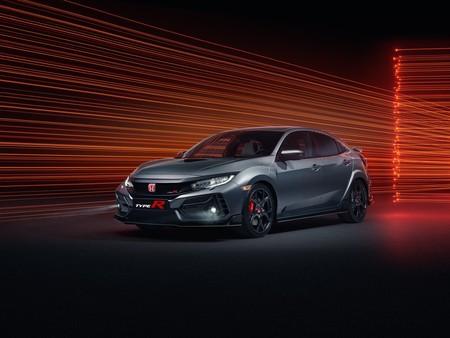 """Honda Civic Type R Sportline: un alerón más pequeño y otros detalles para ser más """"discreto"""""""