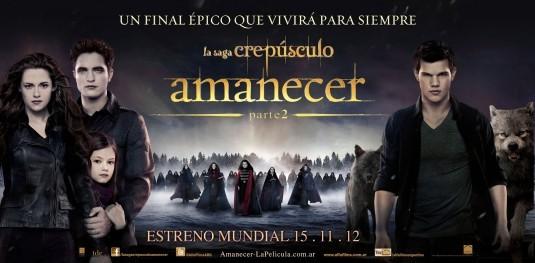 Foto de 'La Saga Crepúsculo: Amanecer. Parte 2', carteles de la entrega final (10/10)