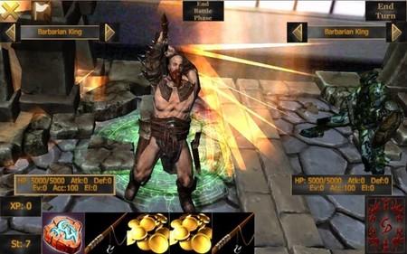 Barbarian King TCG