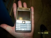 Primeras fotos del Nokia e62i