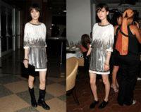 Irina Lazareanu repite su Chanel
