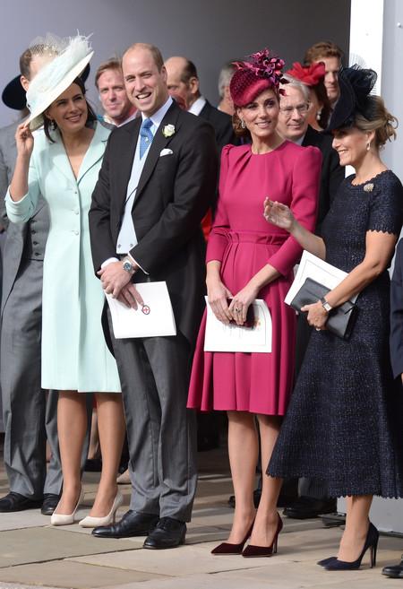 Boda De La Princesa Eugenia De York Y Jack Brooksbank Kate Middleton23