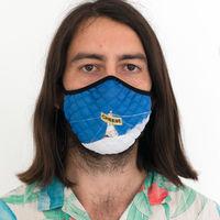 El célebre Martin Parr de la agencia Magnum pone a la venta mascarillas con sus fotos y le critican por querer aprovecharse del coronavirus