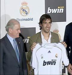 La marca Real Madrid vale más de mil millones