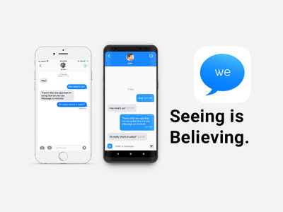 weMessage, un nuevo intento por conectar Android al iMessage de Apple a lo WhatsApp Web