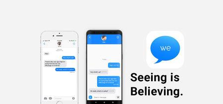 weMessage, un nuevo intento por conectar Android al iMessage de Apple a lo WhatsApp Web