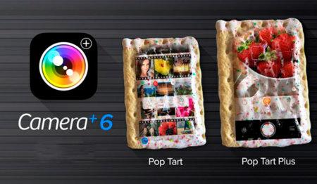 Camera+ para iPhone se actualiza con widget, soporte para tamaños de iPhone 6 y más