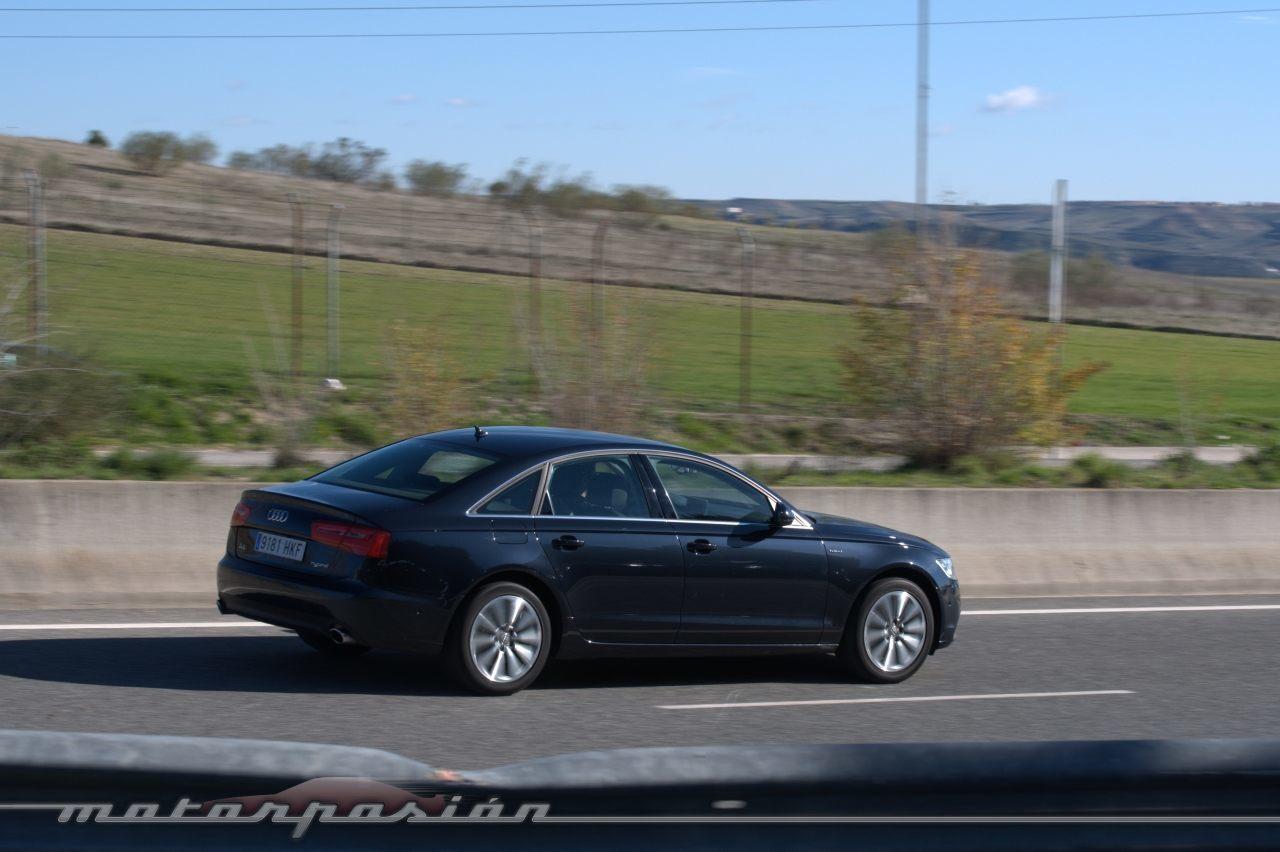 Foto de Audi A6 hybrid (prueba) (66/120)