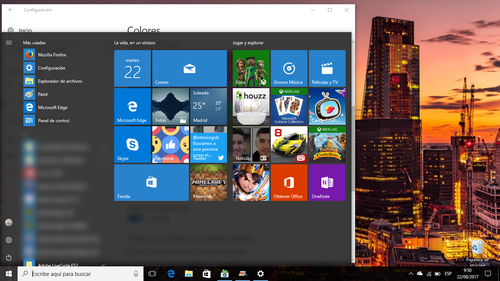¿No te gustan las transparencias en Windows 10 Creators Update? Así puedes desactivarlas