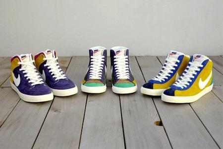 Está claro que lo heritage este Otoño se lleva: Multicolor Vintage Pack de Nike