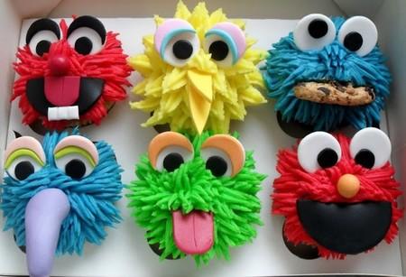 Cupcakes ideales para fiestas infantiles