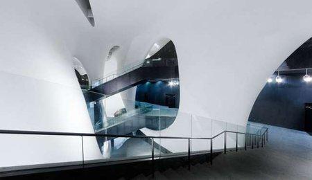 Museo Ordos interior