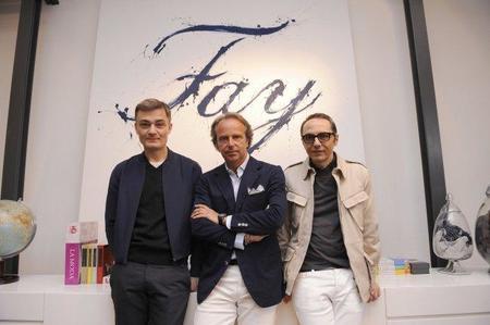 Los estilistas Aquilano y Rimondi se encargarán de la colección femenina de Fay (Grupo Tod's)