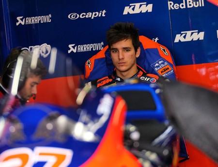 """""""Puedo ser el rookie del año en MotoGP"""": Hablamos con Iker Lecuona ante su debut con KTM en el mundial"""