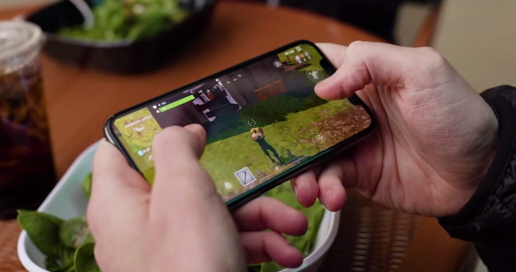 Fortnite puede volver al iPhone... de la mano de GeForce Now y a través de Safari