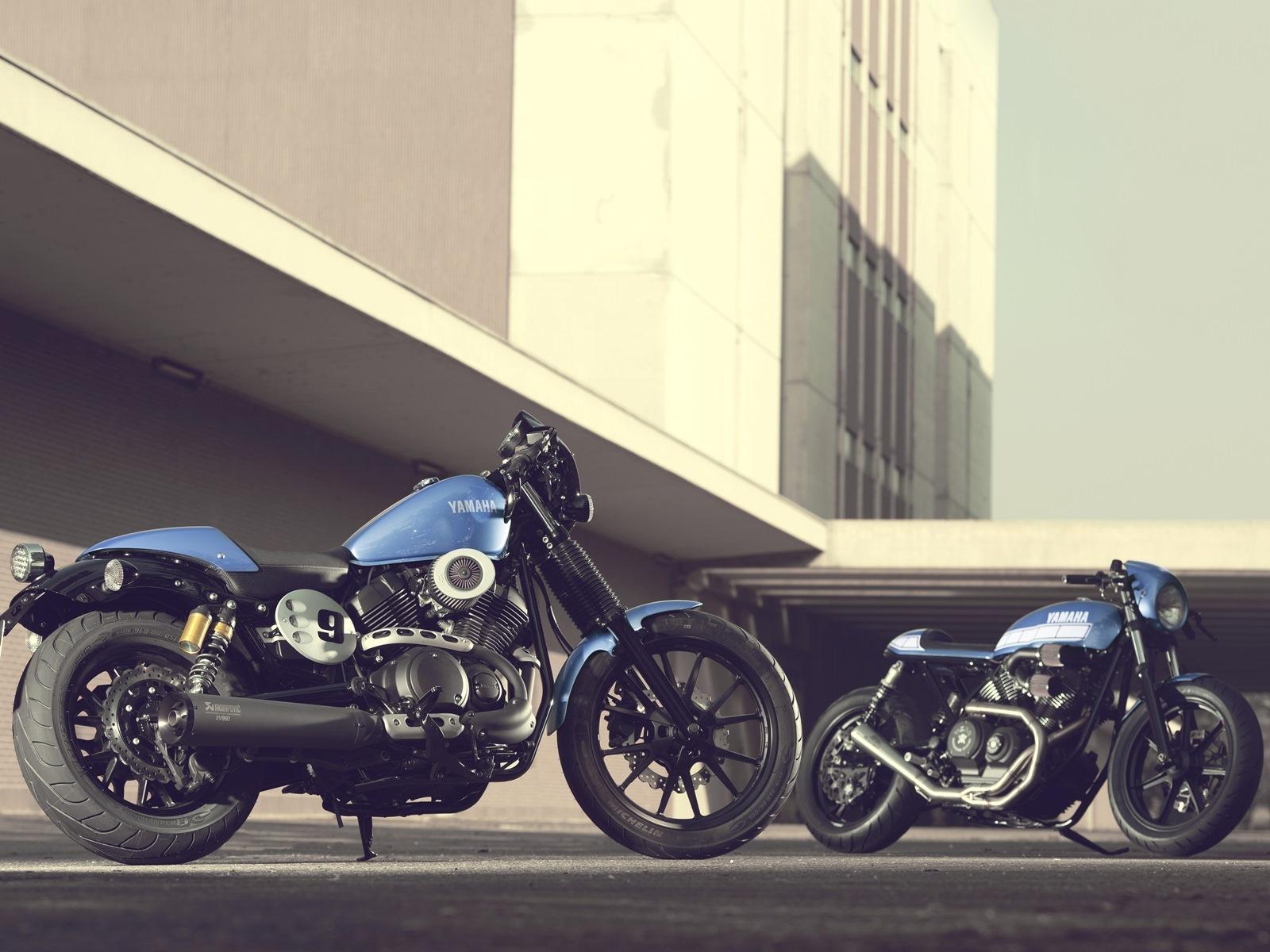 Foto de Yamaha XV950 Racer (27/33)