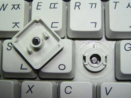 Embotec, un teclado magnético