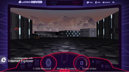 El equipo de Internet Explorer lleva el clásico juego Hover a la web