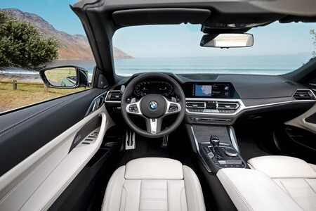 Bmw Serie 4 Cabrio Interior