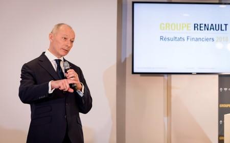 Thierry Bolloré podría convertir Jaguar en una marca de coches eléctricos, con un nuevo compacto apuntando al Tesla Model 3