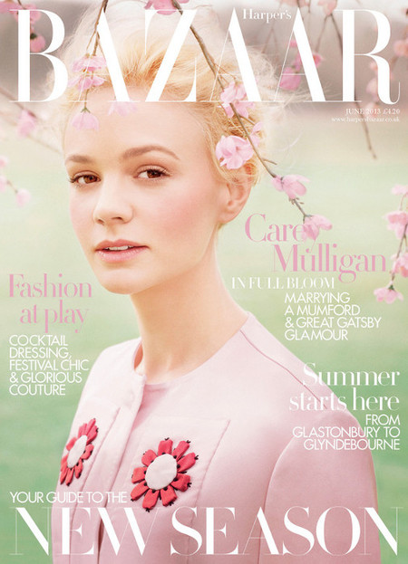 Bazaar Carey Mulligan