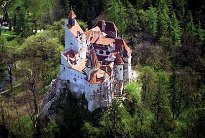 Se vende el castillo de Drácula