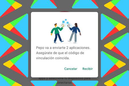 Cómo enviar apps a un móvil cercano y sin conexión a Internet, con Google Play
