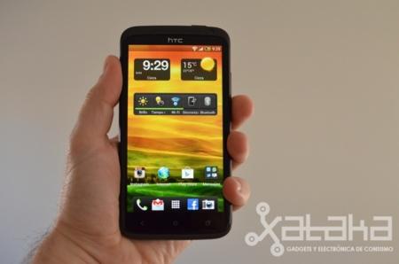 HTC One X, análisis