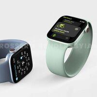 """Las posibles """"supercorreas"""" con sensores del Apple Watch Series 7 pueden ser una revolución, pero también una mala noticia para las correas de terceros"""
