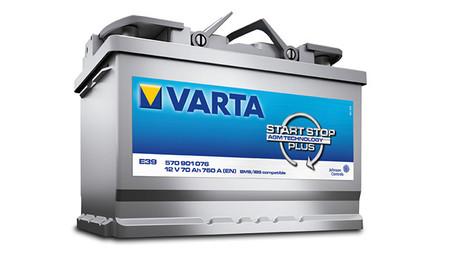 Bateria Start Stop Varta