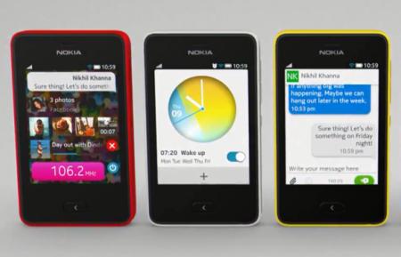 Nokia presenta Asha Platform, su apuesta para la gama low cost
