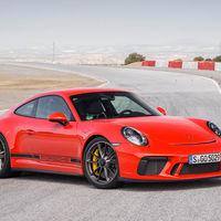 "Porsche prepararía un 911 GT3 ""Touring pack"" que lo convertiría en un 911 R... de serie"