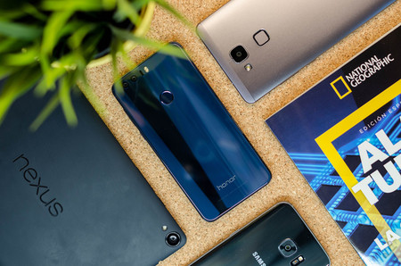 Huawei Honor 8 se actualiza a Android 7.0 Nougat