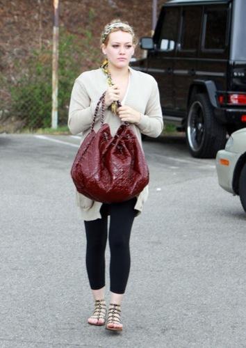 Foto de El estilo de Hilary Duff (7/12)