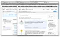 Apple renueva su sección de soporte y discusión con un toque más social
