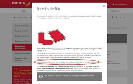 Iberia Maletas Inteligentes