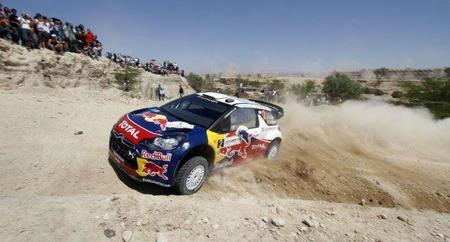 Rally de Jordania 2011: Sébastien Ogier continúa con su racha de victorias
