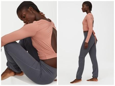 Look Pilates Pantalones