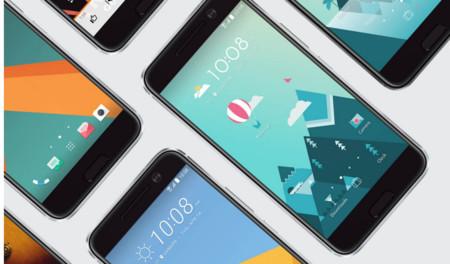HTC 10 con SenseUI 8