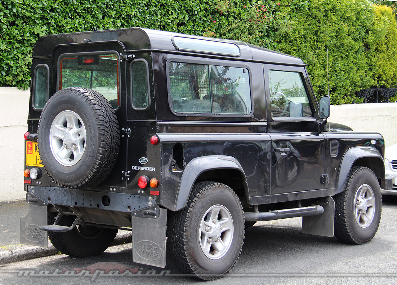 Foto de Land Rover Defender (10/15)