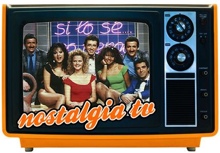 Silosénovengo,NostalgiaTV
