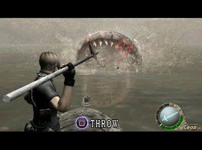 Vídeo de Resident Evil 4 para PS2