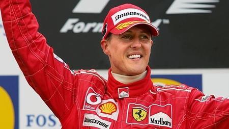 Schumacher deja el hospital después de casi 9 meses