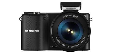 Samsung NX2000, todo sobre la nueva cámara inteligente de Samsung
