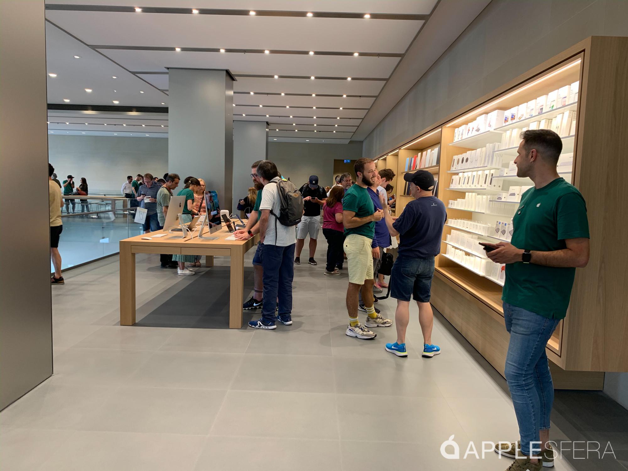 Foto de Apple Store Passeig de Gràcia (25/28)