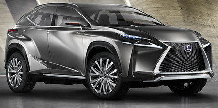 Lexus NX: el nuevo todocamino pone rumbo a Pekín