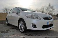 Toyota Auris HSD, prueba (valoración y ficha técnica)