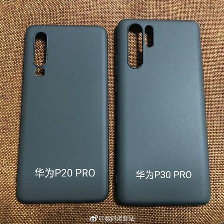 Huawei P30 Pro Funda Diseno