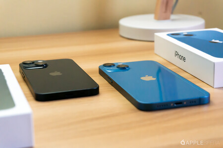 Analisis Iphone 13 Y Iphone 13 Mini Applesfera 13