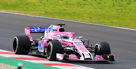 Mazepin Force India F1